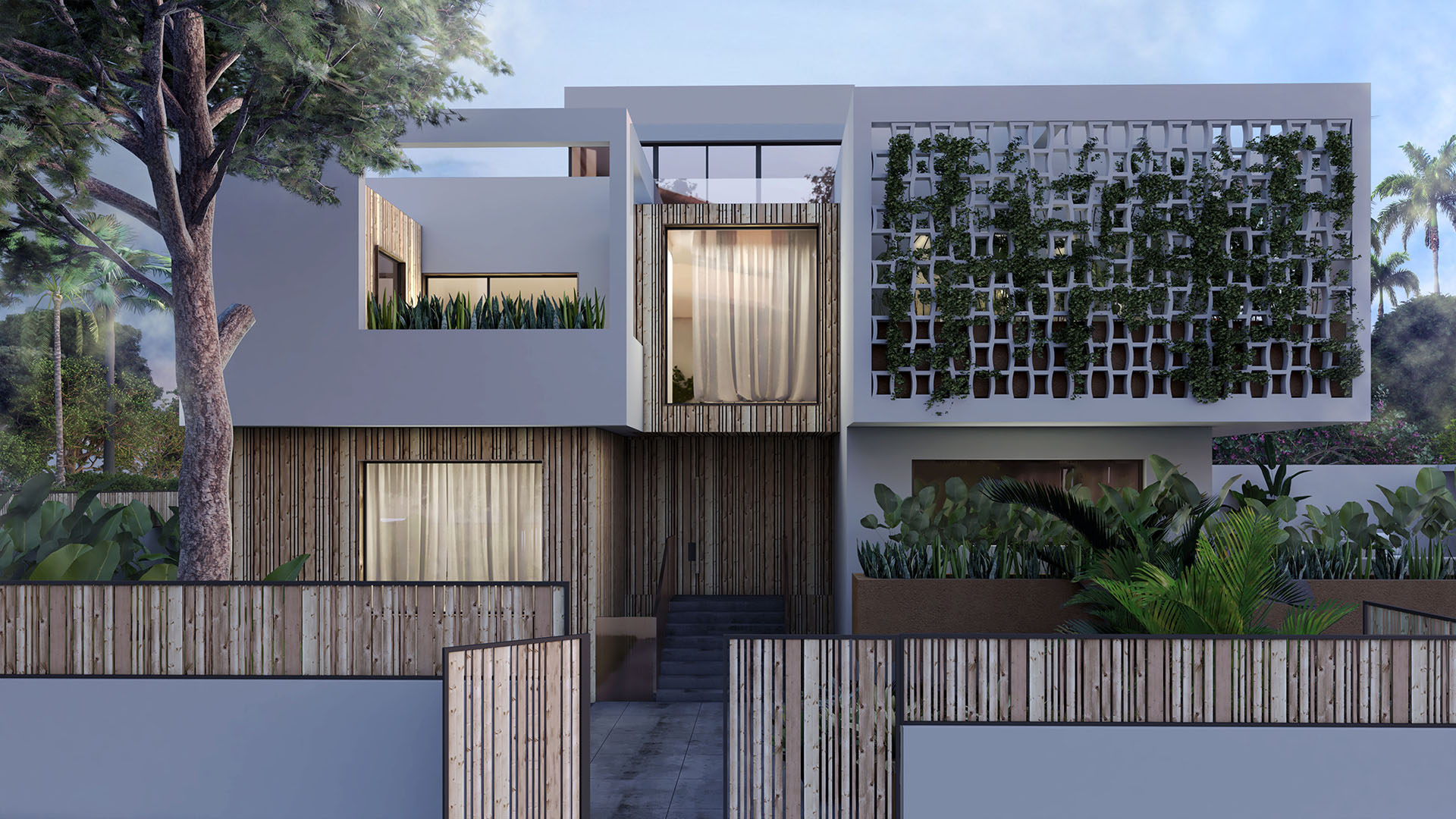 Squares House